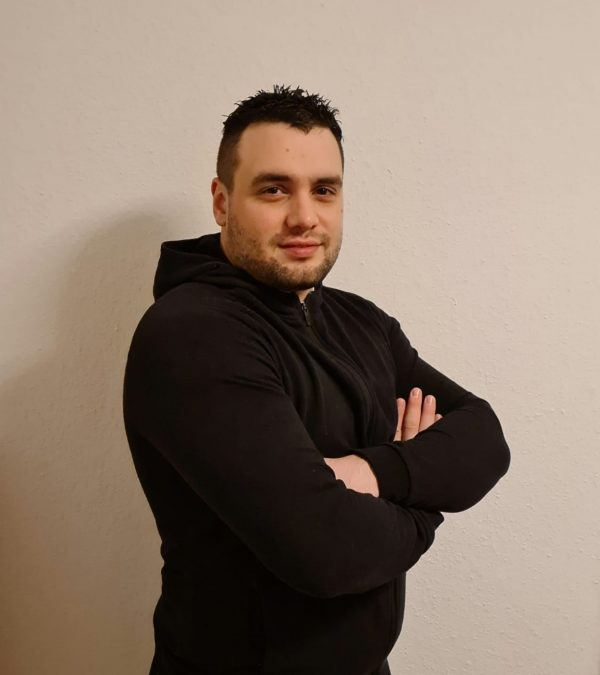 Max Bräuer als Headcoach für die Saison 2022 bestätigt!